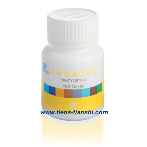 Vitality Softgels Wei Kang