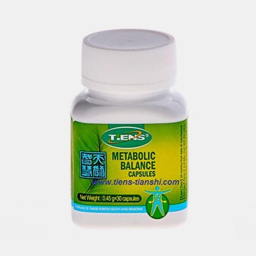Metabolic Balance Capsules San Gao