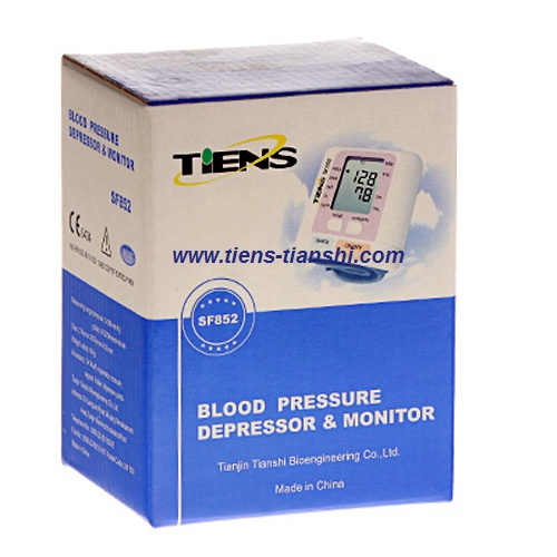 Blood Pressure Depressor & Monitor