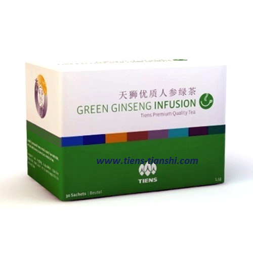 Green Ginseng Infusion