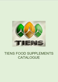 FREELY DOWNLOAD TIENS FOOD SUPPLEMENTS CATALOGUE (26 PDF pages, A4 format)