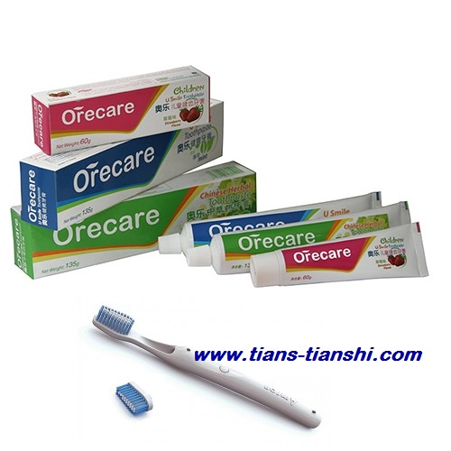 Toothpastes